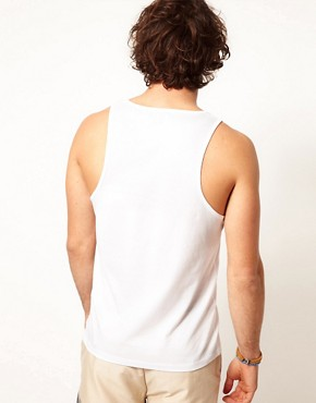 Image 2 ofASOS Vest With Oxford Pocket