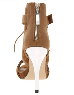 Image 2 ofASOS TOP SECRET Sandal Shoe Boots