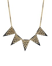 ASOS Skull Bunting Necklace