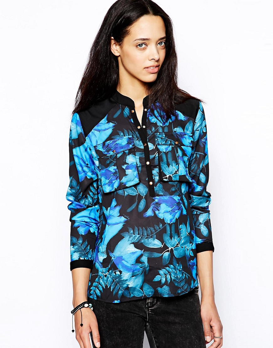 Insight Azuro Shirt - Multi