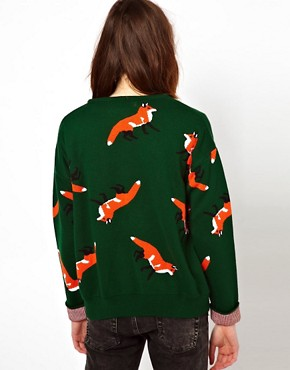 Image 2 ofThe Orphan&#39;s Arms Fox Jumper