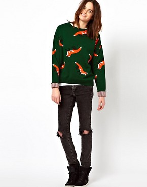 Image 4 ofThe Orphan&#39;s Arms Fox Jumper