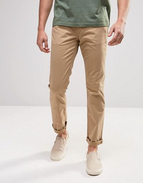 Levi's 511 Slim 5 Pocket Trousers Harvest Gold
