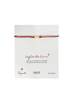 Image 1 ofDogeared Infinite Love Bracelet