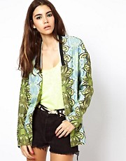 ASOS Africa Printed Jacket