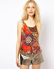 AX Paris Printed Vest