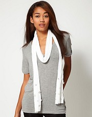 Unconditional Scarf with Buttons
