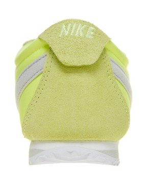 Image 2 ofNike Cortez Lime Trainers