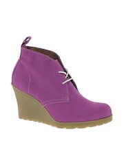 Dr Martens Elevate Mandy Suede Shoe Boot