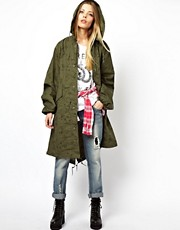 ASOS RECLAIMED VINTAGE Desert Night Parka