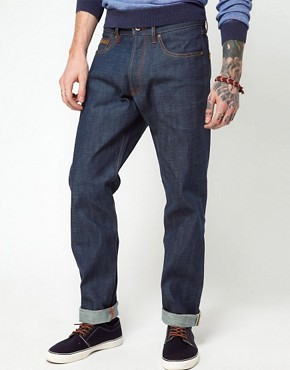 Imagen 1 de Vaqueros tapered Ravve de Denim Demon