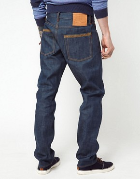 Imagen 2 de Vaqueros tapered Ravve de Denim Demon