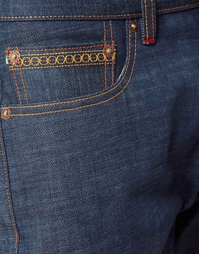 Imagen 4 de Vaqueros tapered Ravve de Denim Demon