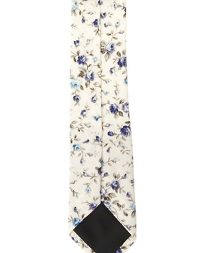 Image 2 ofASOS Floral Tie