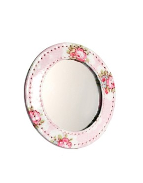 Image 3 ofCath Kidston Cosmetic Bag With Compact Mirror