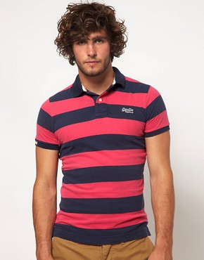 Image 1 ofSuperdry Polo Shirt
