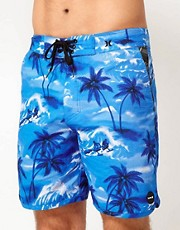 Hurley Cool By The Pool Boardshort 19&quot;