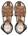 Image 2 ofASOS FUN Gladiator Flat Sandals