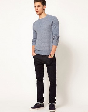 Image 4 ofASOS Grandad Neck Jumper