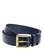 Paul Smith Jeans Leather Belt
