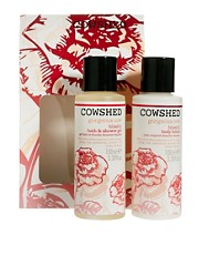 Cowshed Limited Edition Gorgeous Cow Gift Set