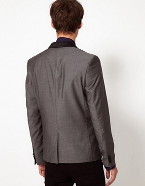 Image 2 ofSelected Blazer with Contrast Lapel