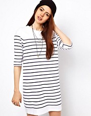 Just Female Striped Dress