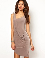 River Island Drape Iona Dress