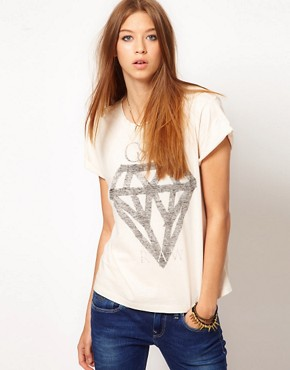 Image 1 ofG-Star Diamond T-Shirt