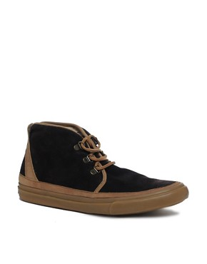 Image 1 ofSkive Reggie Suede Chukka Boots