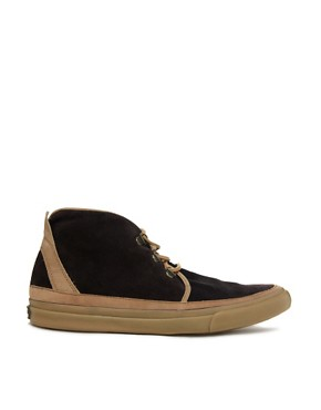 Image 4 ofSkive Reggie Suede Chukka Boots
