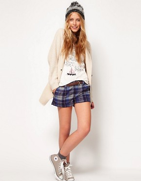 Image 1 ofHilfiger Denim Checked Shorts