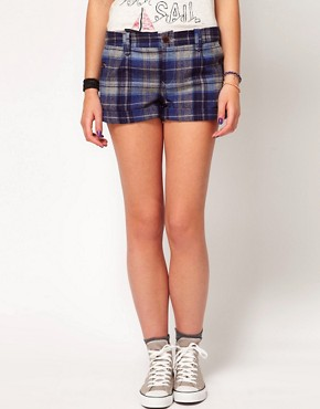 Image 4 ofHilfiger Denim Checked Shorts