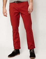 Farah Vintage Chino in Cotton Twill