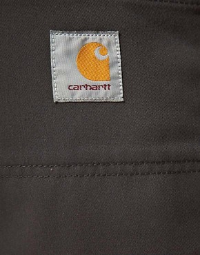Bild 3 von Carhartt  Schlichte, locker geschnittene Chinohose