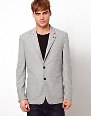 Selected Jersey Casual Blazer