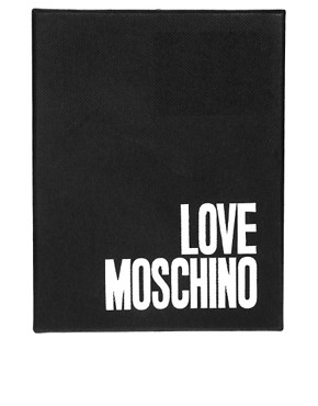 Image 3 ofLove Moschino Leather Small Zip Purse