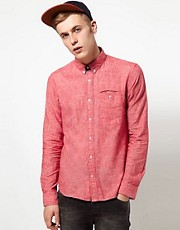 Supremebeing Shirt Nowhaus Chambray