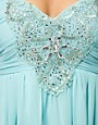 Image 3 ofLittle Mistress Embellished Bodice Prom Dress
