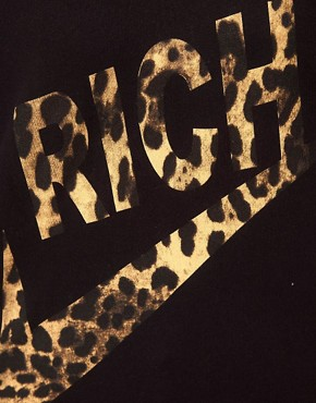 Image 3 ofJoyrich Rich Leopard Big T Shirt