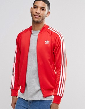 adidas Originals Trefoil Superstar Track Jacket AY7062