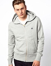 Fred Perry Sweatshirt with Hood