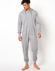 New Look Gray Onesie
