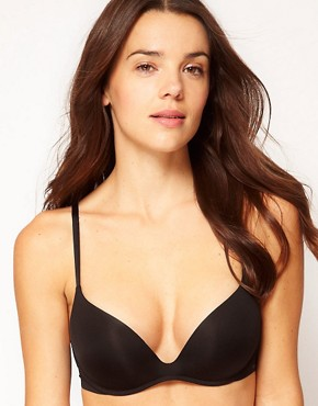 Image 1 ofCalvin Klein Push Positive Bra