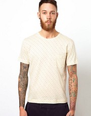 YMC T-Shirt with Dot Print