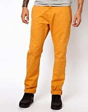 Chinos de corte slim Slimson de Elvine