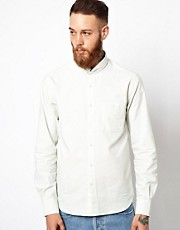 YMC Oxford Shirt with Tab Collar