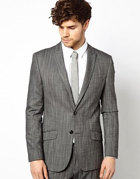 River Island Slim Fit Suit Jacket