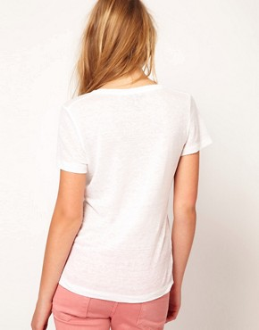 Image 2 ofMango Oversize T-Shirt