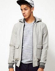 Reigning Champ Jacket With Hood